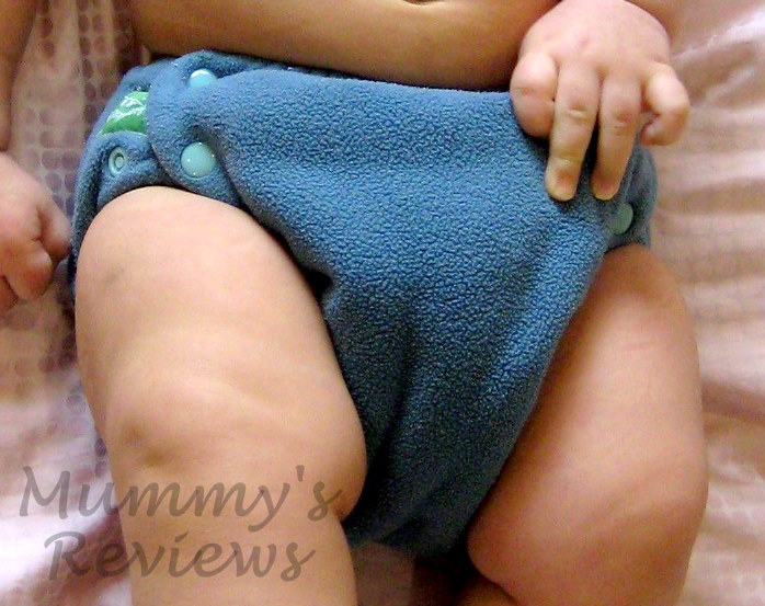 GAD Mid-Weight Windpro with Microfleece Pocket Diapers