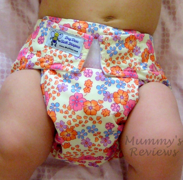 Drybees Pocket Diaper