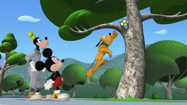 Mickey Mousekersize