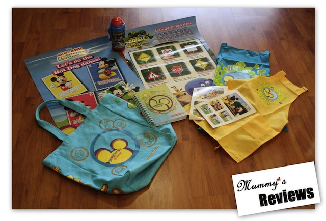 Playhouse Disney Goodies Bag
