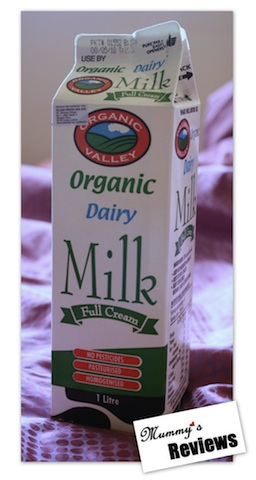 Organic Valley Organic Dairy Milk Full Cream