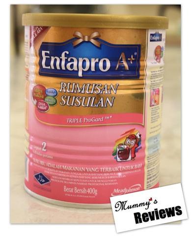 Enfapro A+ Formula Milk Powder