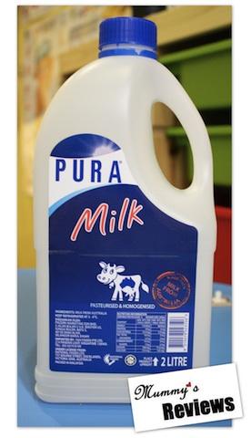 PURA Milk