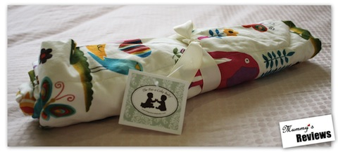 The Pat-a-Cake Baby Blanket