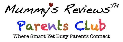 Mummy's Reviews 2011 Parents Club Logo 480