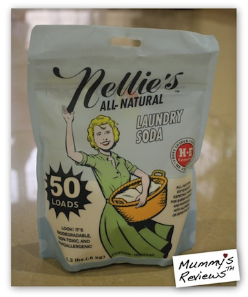 Nellie's All-Natural Laundry Soda