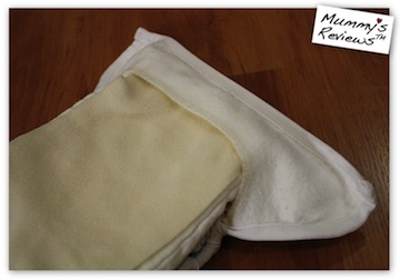 weehuggers Diaper Cover (Bamboo Organic Cotton Flap)