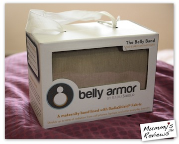 Belly Band - packaging