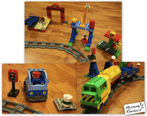 LEGO DUPLO Legoville Deluxe Train Set 5609