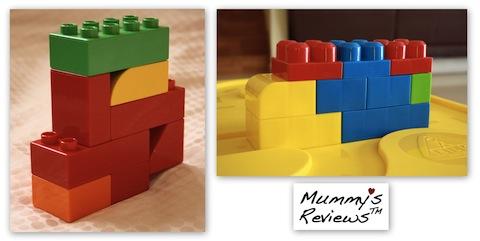 Lego Duplo and Mega Bloks