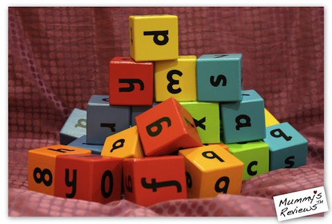 ELC Alphabet Blocks