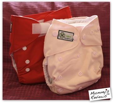 SgBum Grande and Petite Suede Cloth Diaper