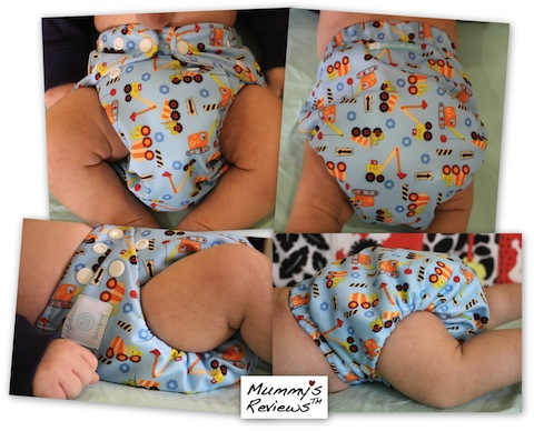 Charlie Banana Small Cloth Diaper