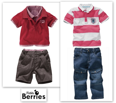 Petite Berries Casual Sets