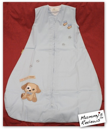 Snoozaboo Baby Sleep Bag full length