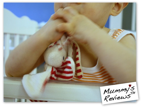 Mummy's Reviews - Keptin Jr Organic Cotton Teether Jae. Organic Cotton Teether Jae