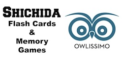 Shichida flash cards & memory games