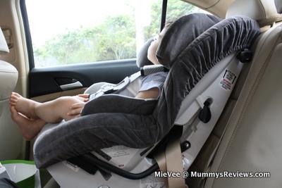 Britax Boulevard car seat 2816x1880