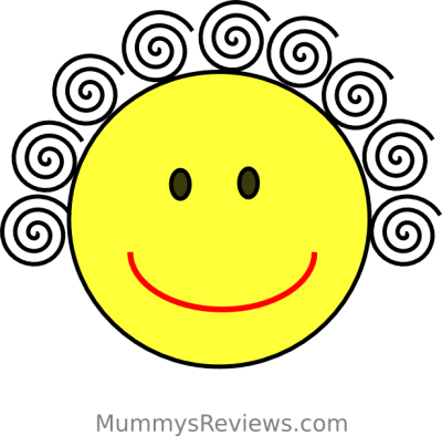 Mummy please smile