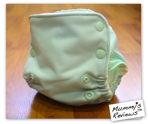 Mummy's Reviews - GroVia AIO Cloth Diaper