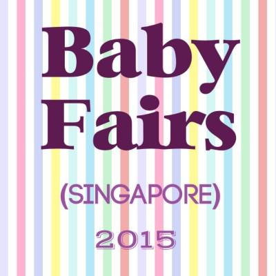 baby fair singapore 2015