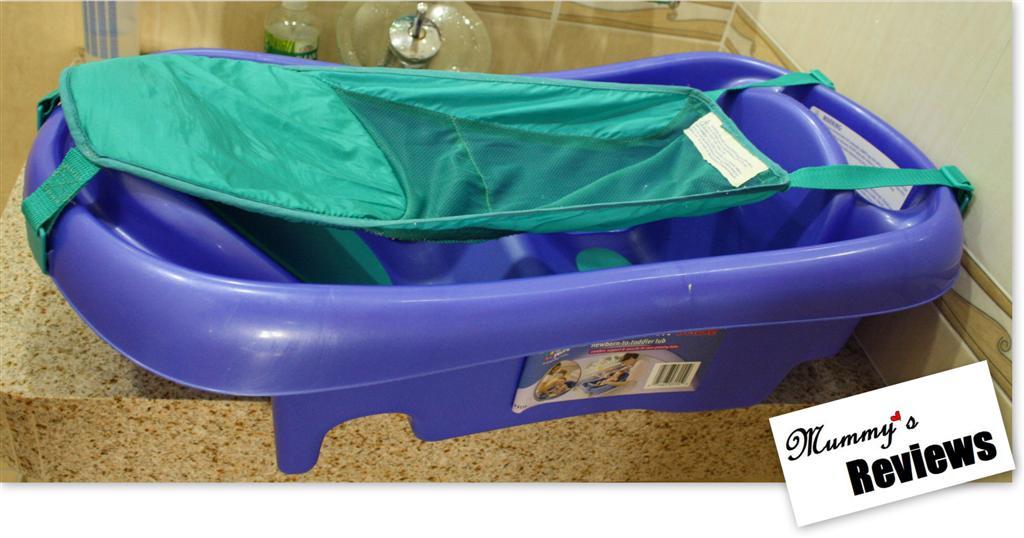 Review: The First Years Newborn-to-Toddler Bath Tub | Mummy\'s Reviews