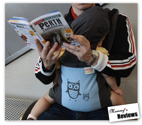 Beco Baby Carrier (with Sleeping Hood)