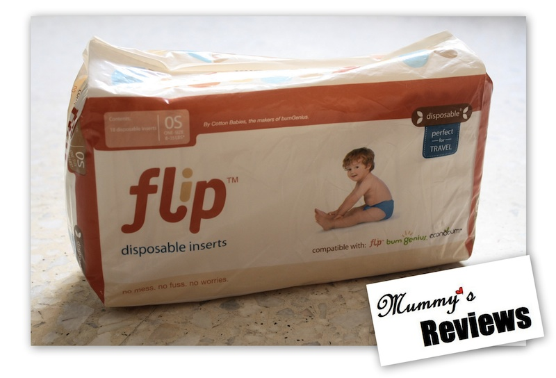 Flip Disposable Inserts