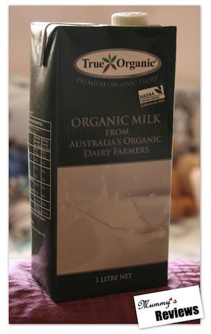 True Organic Organic Milk UHT