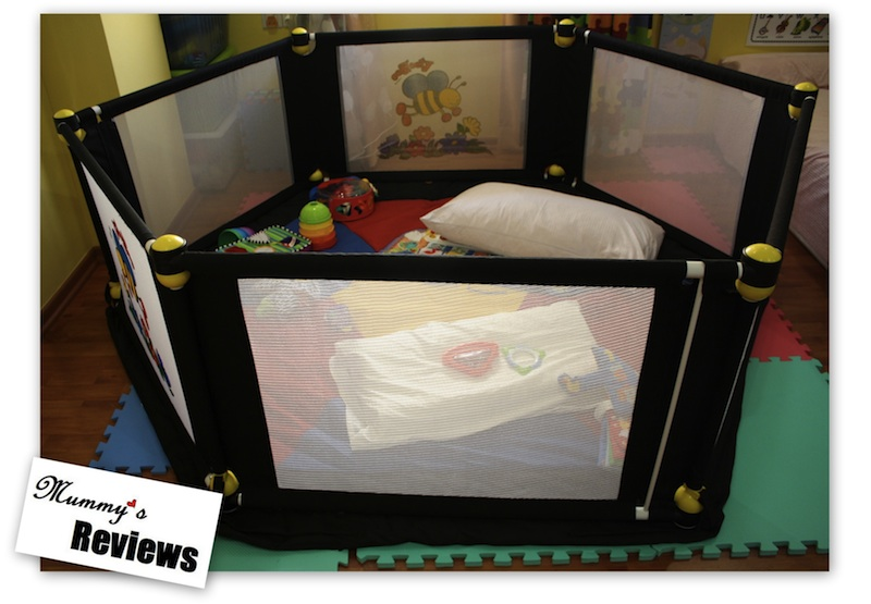 Vee Bee 6 Sided Play Yard