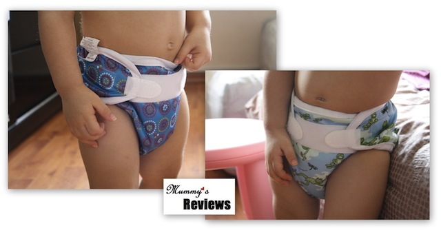 Bummis Super Brite vs. Super Whisper Wrap 1