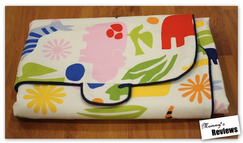 PuddletonBaby Diaper Mat Clutch