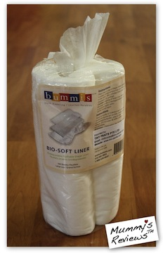 Bummis Bio-Soft Liners - Package