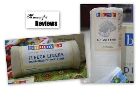 Bummis Fleece & Bio-Soft Liners