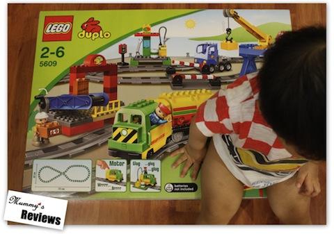 Lego Duplo Legoville Deluxe Train Set