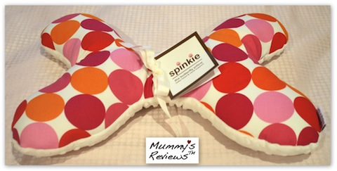 Spinkie The Butterfly Pillow