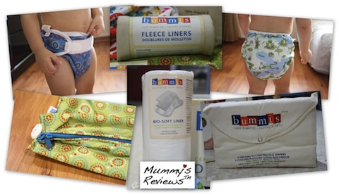 Bummis Cloth Diapering Products
