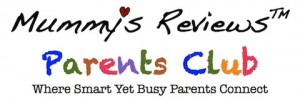 Mummy's Reviews 2011 Parents Club Logo 480