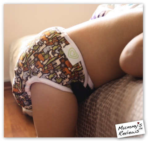 weehuggers Diaper Cover (Hook & Loop)