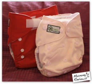 SgBum Grande and Petite Suede Cloth Diaper