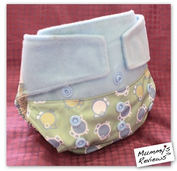 GroVia All-in-Two Hybrid Cloth Diaper Shell Set