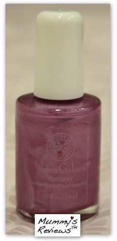 Honeybee Gardens WaterColors nail enamel iherb