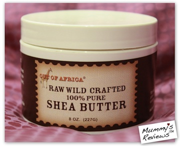 Out of Africa Shea Butter iherb