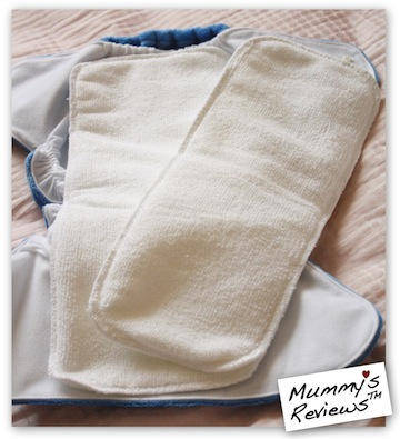 SgBum Minky Cloth Diaper with inserts