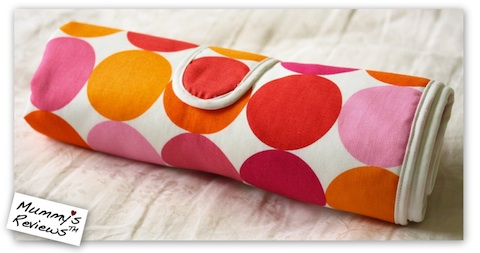 Spinkie Diaper Mat Clutch