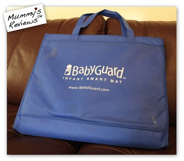 iBabyGuard Infant Smart Mat Bag