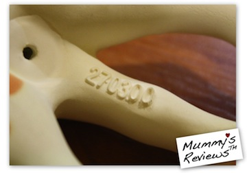 Mummy's Reviews - Sophie the Giraffe batch number