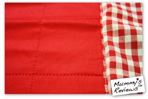 Mummy's Reviews - Brolly Sheets close-up