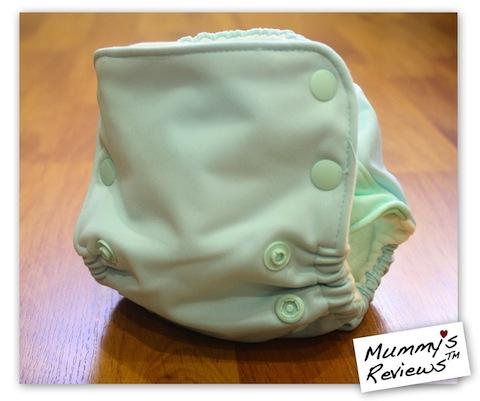 Mummy's Reviews - GroVia AIO Cloth Diaper