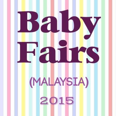 baby fair expo malaysia 2015